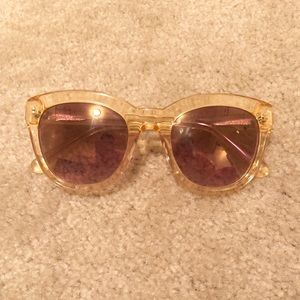 Cabana oversized sunglasses (women's)